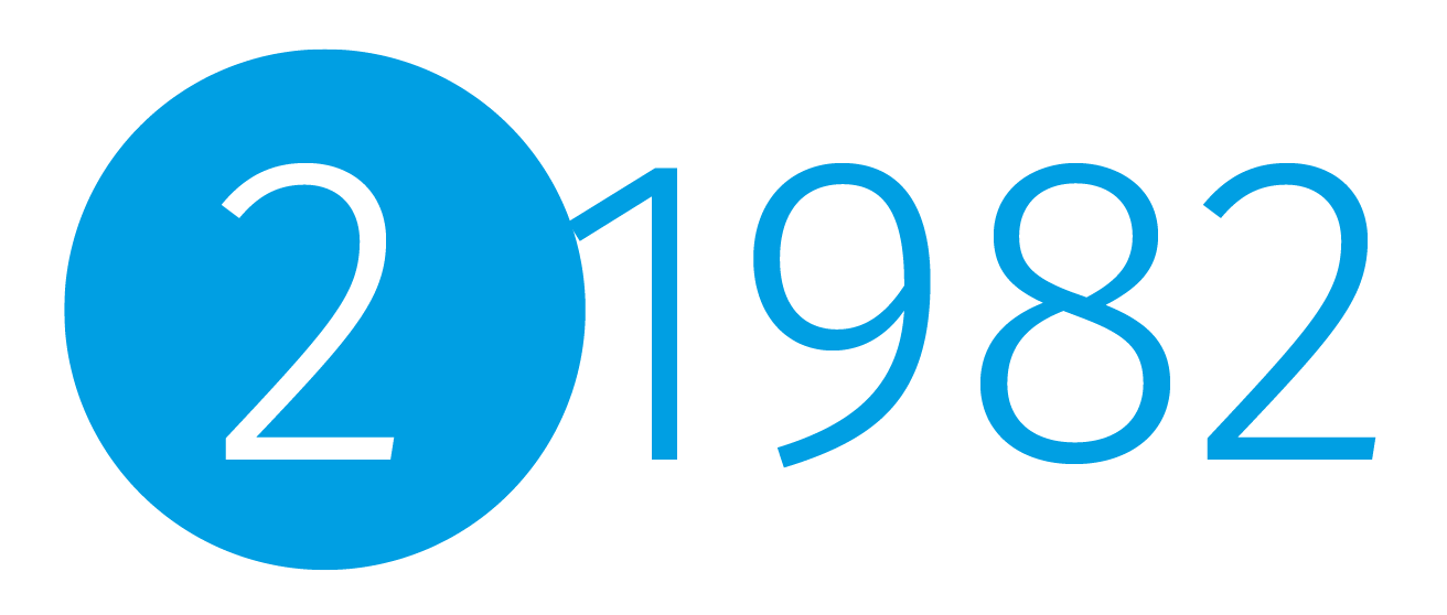 1982, das Gründerdatum von Filder Zahntechnik.
